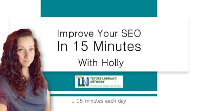 Improve your SEO in 15 Minutes